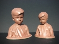 3D Printed Copper Busts