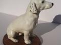 3D Printed Dog Sculpture Pip