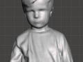 3D Scan Portrait